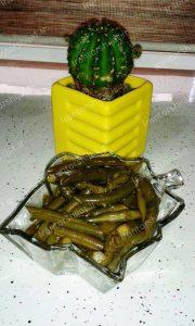 ترشی لوبیا سبز خرد شده