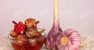 فروش ترشی گل سیر