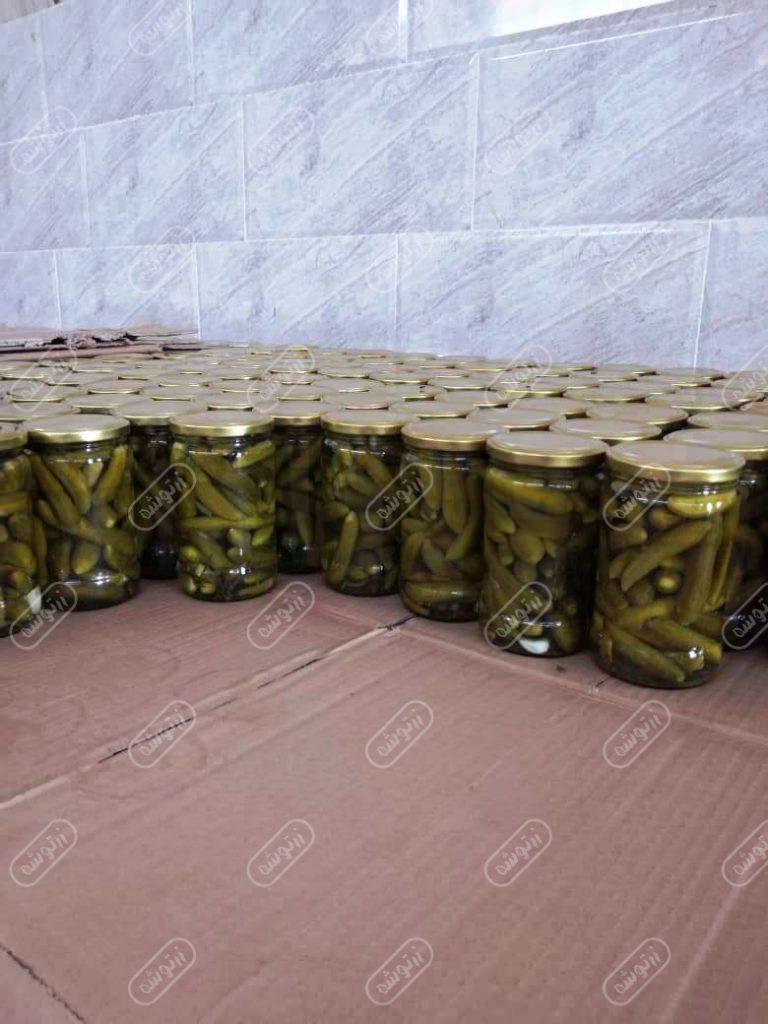 قیمت خیارشور 1400